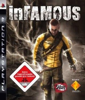 Înfamous - eins der besten Spiele auf der PS3
