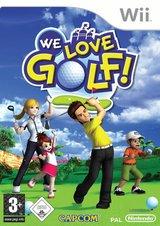 We love Golf