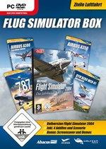 Flug Simulator Box - Zivile Luftfahrt