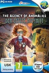 Agency of Anomalies - Der letzte Auftritt