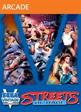 Streets of Rage Collection