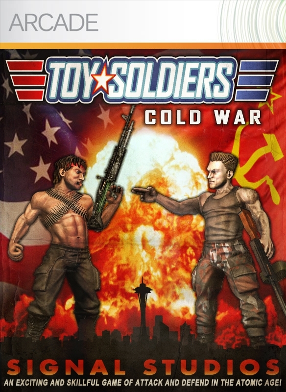 Toy Soldiers - Cold War