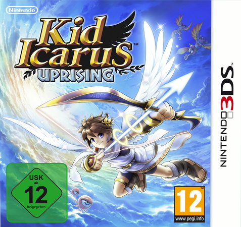 Kid Icarus - Uprising