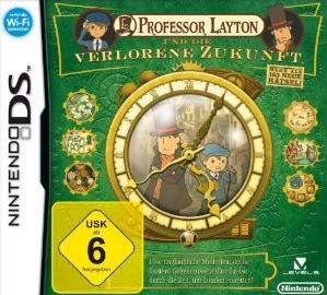 Professor Layton und die verlorene Zukunft