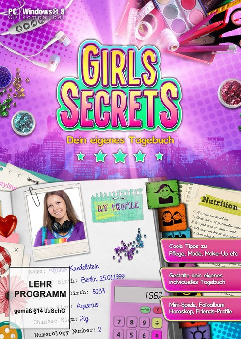 Girls Secrets