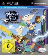 Phineas und Ferb - Quer durch die 2 Dimension