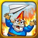 Paper Glider vs Gnomes
