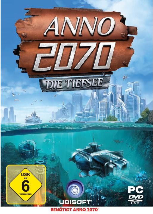 Anno 2070 - Die Tiefsee