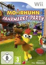 Moorhuhn Jahrmarkt Party