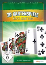 3D Kartenspiele - Skat Edition