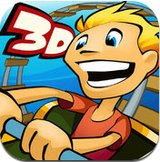 3D Rollercoaster Rush FREE