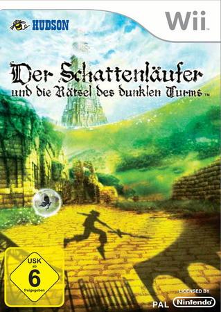 Schattenläufer & die Rätsel des Dunklen Turms