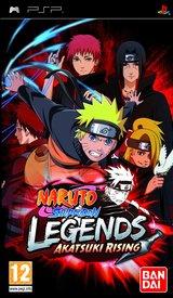 Naruto Shippuden - Legends: Akatsuki Rising