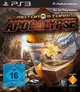 Motorstorm 3 - Apocalypse