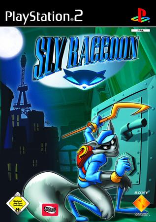 Sly Raccoon