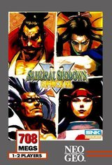 Samurai Shodown 5 Special