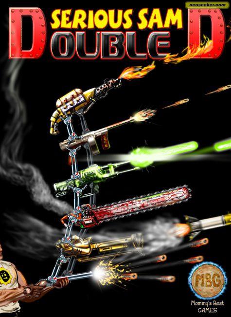 Serious Sam - Double D