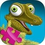 Mein Puzzlespaß - Dinosaurier