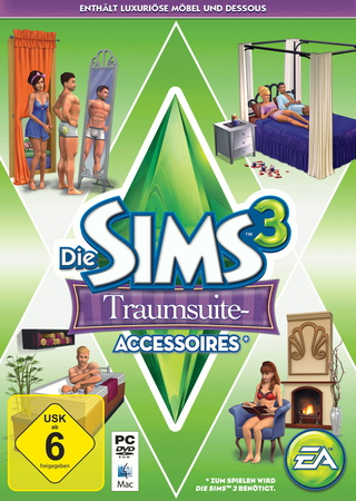 Die Sims 3 - Traumsuite-Accessoires