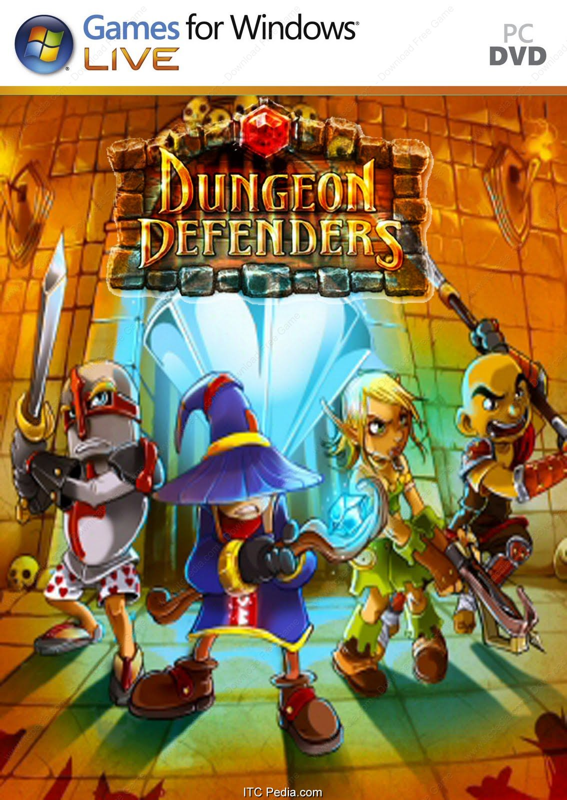 Dungeon Defenders