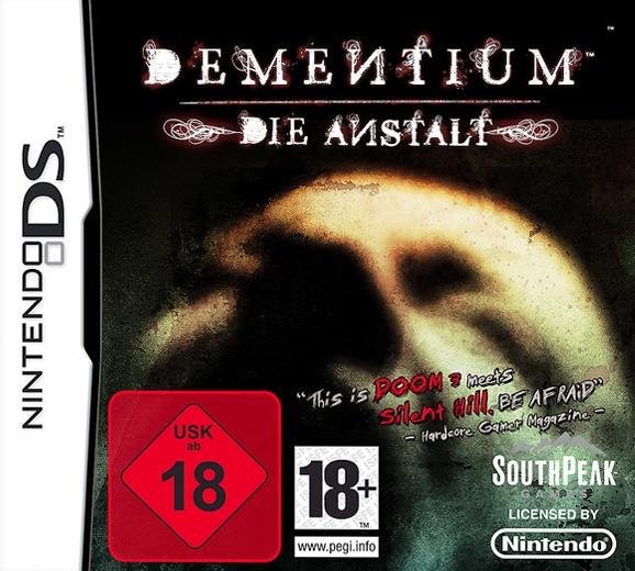Dementium - Die Anstalt