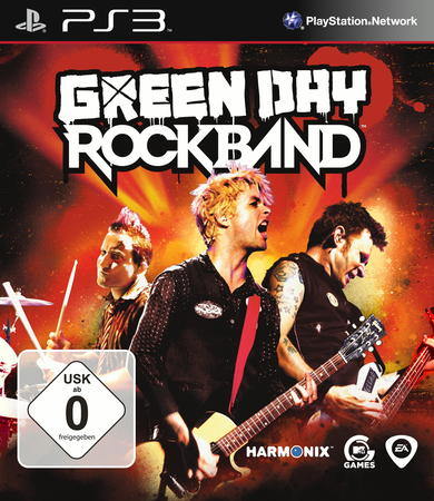 Green Day - Rock Band