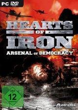 Hearts of Iron 2 - Arsenal of Democracy