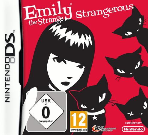 Emily The Strange - Strangerous