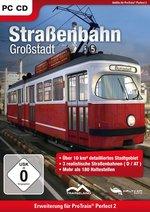 Straßenbahn - Großstadt