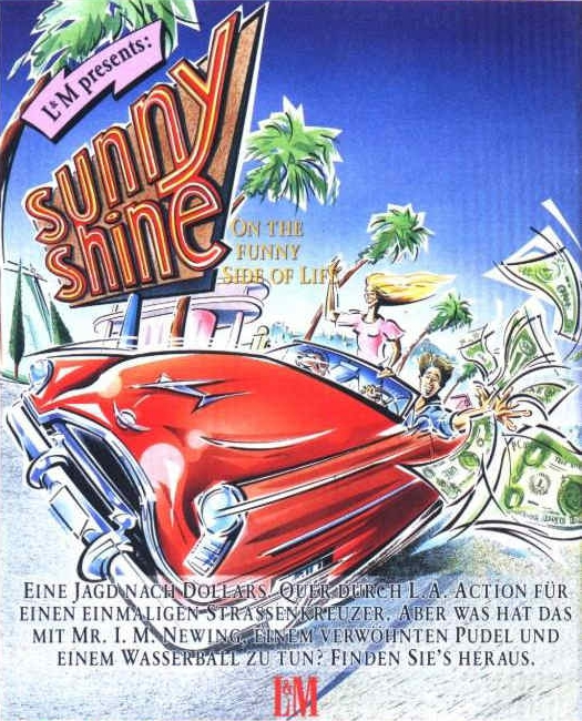 Sunny Shine on the Funny Side of Life