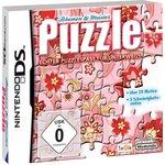 Puzzle - Blumen und Muster