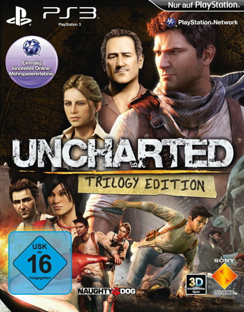 Uncharted Trilogy Edition