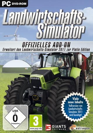 Landwirtschafts-Simulator 2011 - Add-On