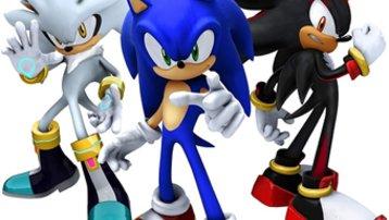 <span></span> Sonic,Shadow und Silver ein perfektes Team.