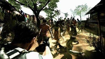 <span></span> Resident Evil 5 - Attack