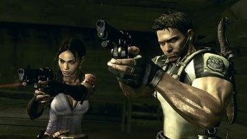 <span></span> Resident Evil 5 - Duo