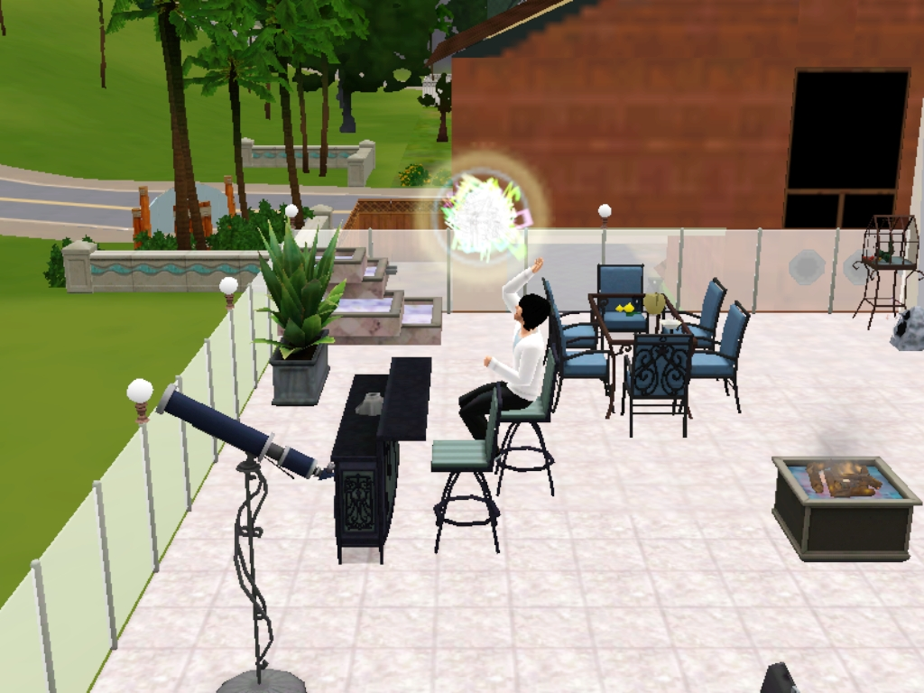 Sims 3 Design Garten Accessoires