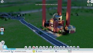 SimCity Gameplay Strategie Video