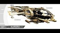 2944 Aurora in Star Citizen vorgestellt.