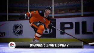 NHL 13 - Neuerungen Präsentation (Gameplay-Trailer Neuerungen)