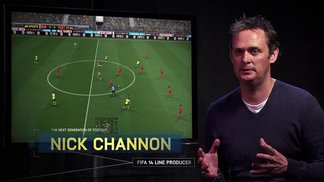 FIFA 14 Xbox One PS4 - Elite Technique and In-Air Gameplay - Entwicklerkommentar