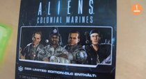 Uffruppe #102 - Unboxing Aliens: Colonial Marines - Collector's Edition