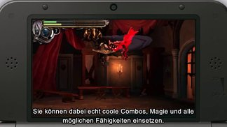 Castlevania  Lords of Shadow - Mirror of Fate (Nintendo 3DS)