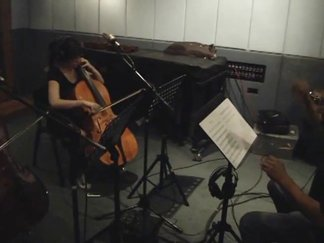 Recording the Main Theme