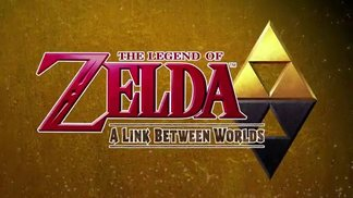 The Legend of Zelda: A Link Between Worlds 3³ Trailer