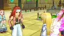 Tales of Symphonia Chronicles - PS3 - Zelos Character Introduction (Gameplay trailer)