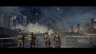 Battlefield  Bad Company 2 - Singleplayer-Trailer (German)