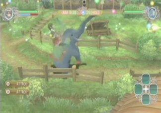 Rune Factory Frontier - Nintendo Wii Game Trailer