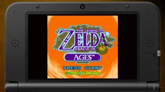 The Legend of Zelda - Oracle of Ages Trailer