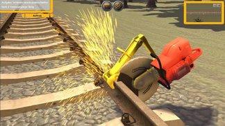 Gleisbau Simulator 2014: Gameplaytrailer